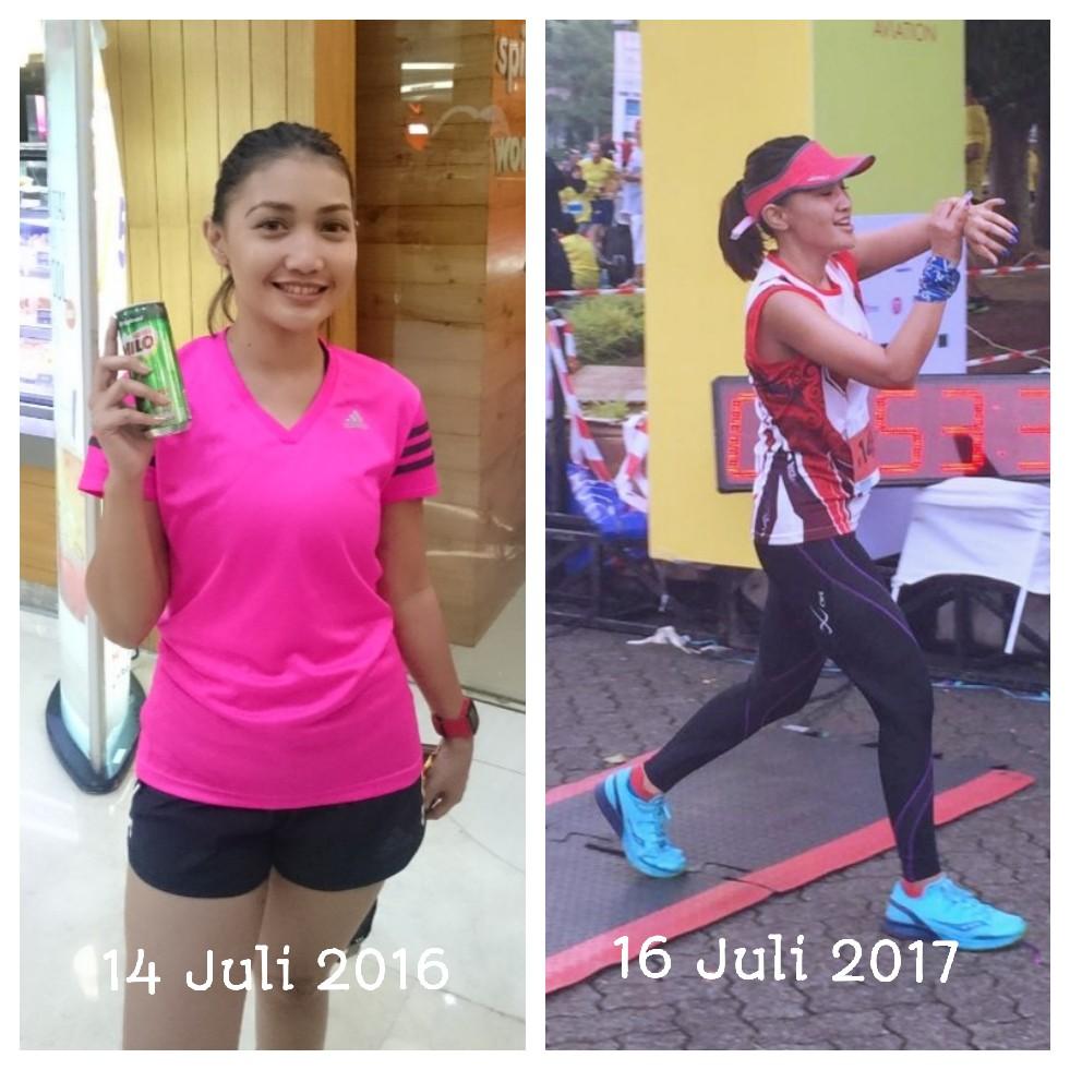 12 Perubahan Pada Diri Sendiri setelah 12 Bulan Berlari